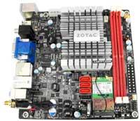 TESTBERICHT : Zotac ION ITX A-E Mainboard