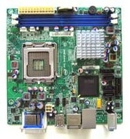 Erster Test weltweit : Intel DQ45EK ITX Mainboard
