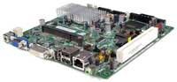 Intel D945GSEJT Half-Height ITX Testbericht (Welt-Premiere !)