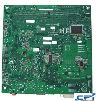 Intel_DQ45EK_Unterseite
