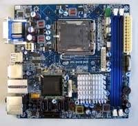 Intel DG45FC Review
