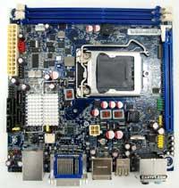 Weltpremiere : Intel DH57JG (i3,i5,i7) ITX REVIEW