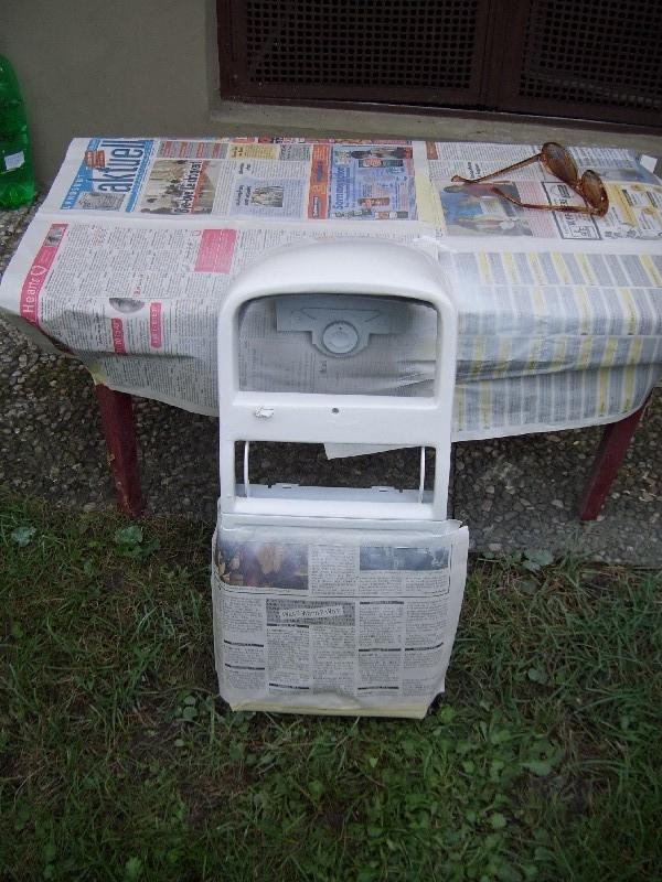 richtig spachteln und lackieren car portal. Black Bedroom Furniture Sets. Home Design Ideas